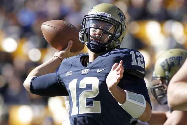 Pitt QB Recruit Is Putting Up Big Numbers