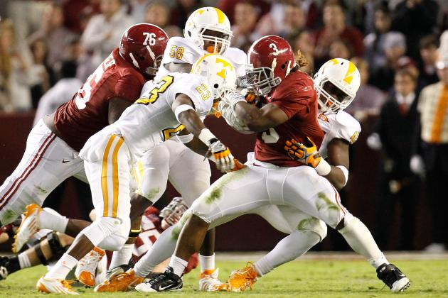Alabama vs. Tennessee: Why Volunteers Make Matchup with Crimson Tide Interesting