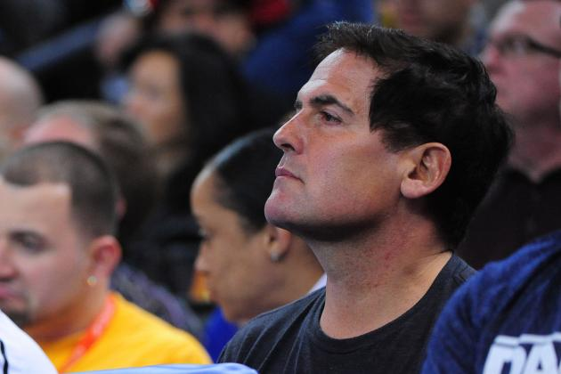 Mark Cuban's Message to the Texas Rangers