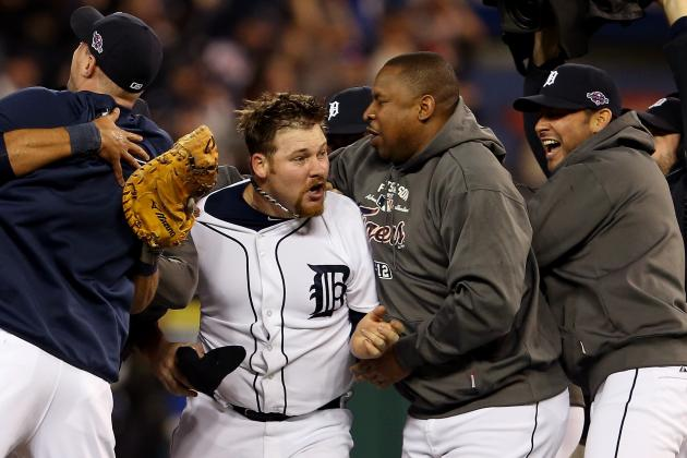 World Series 2012: Why NLCS Winner Holds Edge over Detroit Tigers