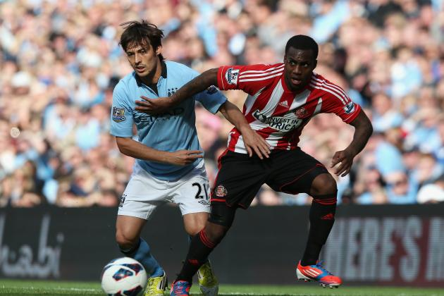 West Brom vs. Manchester City: David Silva Won't Be Missed Against Baggies