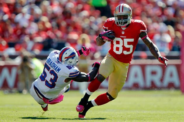 Fantasy Football: Buy Low on Vernon Davis?
