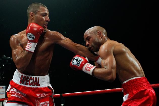 Kell Brook Focused on Hector Saldivia, Big Fights to Follow