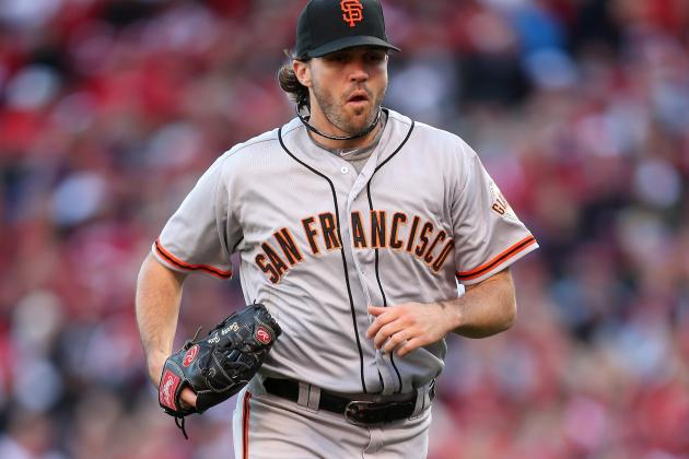 Barry Zito Looks Forward to Starting Game 5 of NLCS Against Cardinals