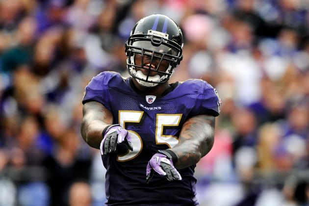 Terrell Suggs Injury: Why the Ravens LB Should Sit out Sunday
