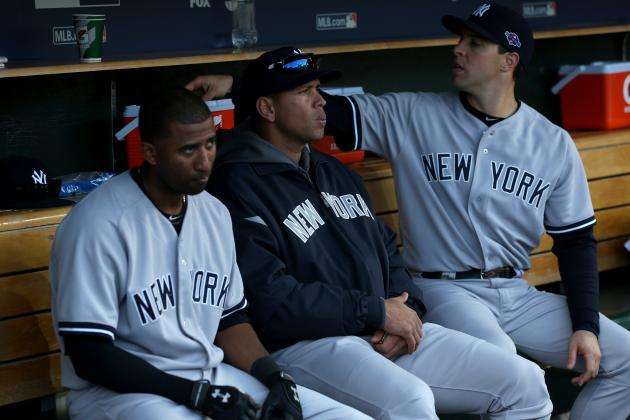 New York Yankees Might Soon Bear Little Resemblance to the Championship Teams