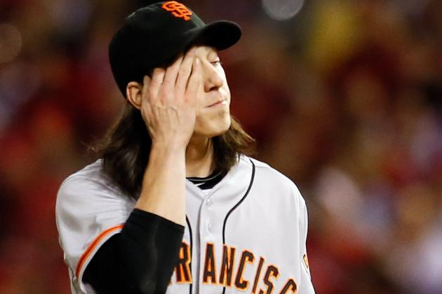 Lincecum: 'It Makes It That Much Further of a Fall'