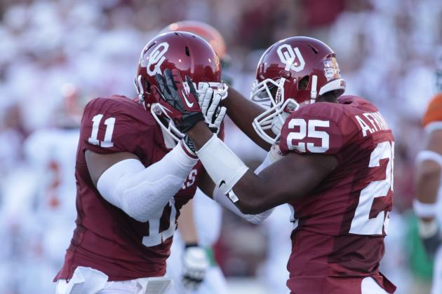 Oklahoma Football: Uncle's Death Has Motivated R.J. Washington to Play Better