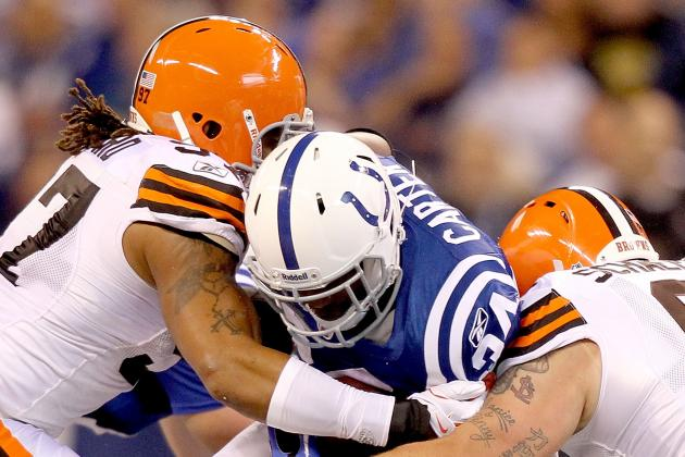 Browns vs. Colts: Drawing Up a Game Plan for Cleveland