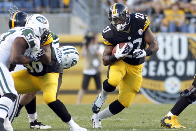 Jonathan Dwyer: Realistic Fantasy Expectations for Steelers RB in Week 7