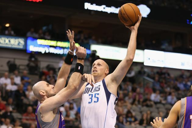 Chris Kaman Has Strained Achilles, Won't Travel to Atlanta