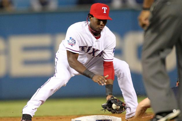 Mike Olt, Jurickson Profar and Leonys Martin Among Rangers Playing Winter Ball