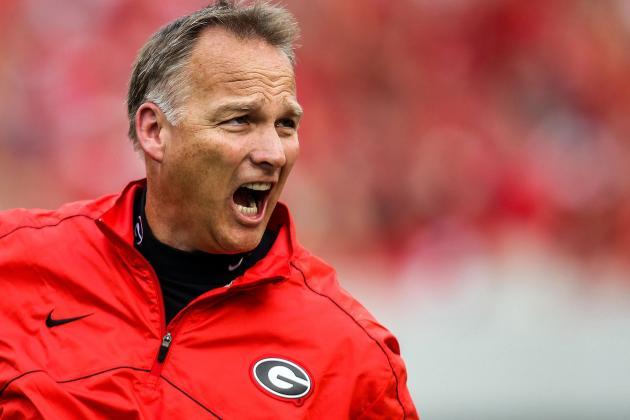 "Mark Richt Sings ""Happy Birthday"" to 4-Star Safety"