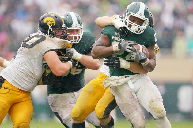 Learning Curve Has Been Steep for Spartans' Offense