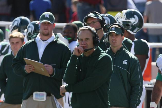Don't Blame Just the Offense, Season's Adversity Can Bring Spartans Together