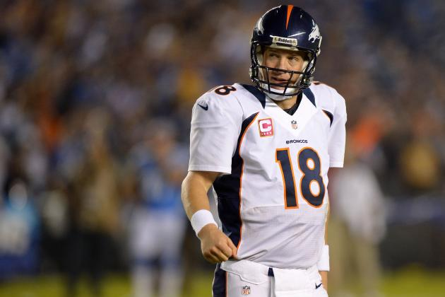 Breaking Down the Developing Chemistry of Peyton Manning and Broncos WRs
