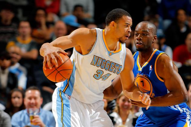 Nuggets Center JaVale McGee Trying to Return to Dominant Ways