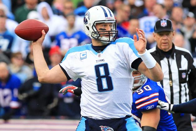 Titans vs. Bills: Spread Info, Line and Predictions