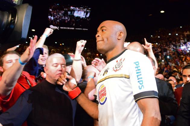 UFC News: Anderson Silva Critical of Chael Sonnen Title Shot Against Jon Jones