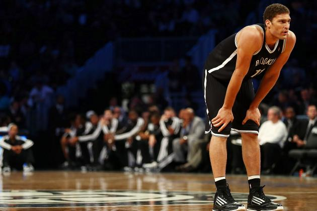 Brooklyn's Brook Lopez Problem