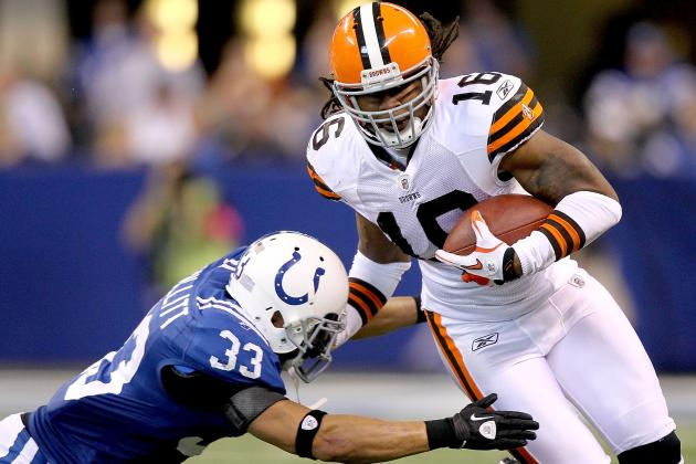 NFL Week 7 Preview: Indianapolis Colts vs. Cleveland Browns