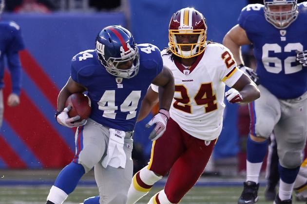 Washington Redskins vs. New York Giants: Preview & Prediction
