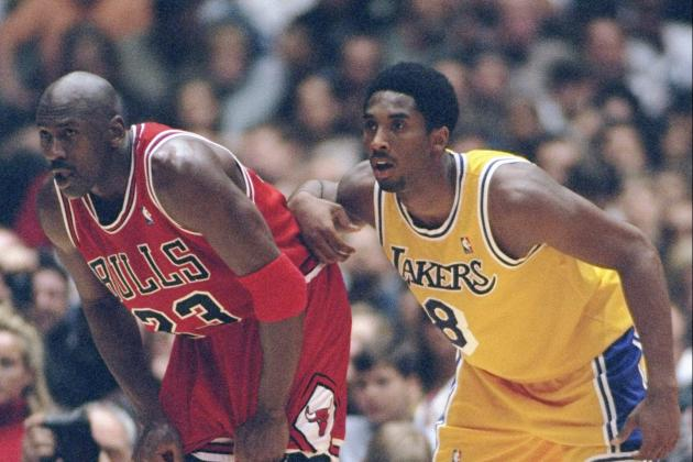 Will Kobe Bryant Finish His Career with More Rings Than Michael Jordan?