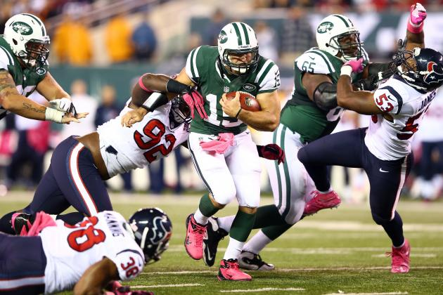 Tim Tebow: New York Jets X-Factor Will Lead Team to Victory over New England