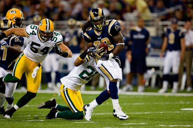 Packers vs. Rams: 3 Key Matchups to Watch for St. Louis