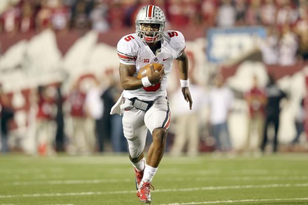 Ohio State Football: Establishing Run Game Early Key to Win Against Purdue