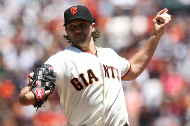Giants Place Season in Hands of #RallyZito