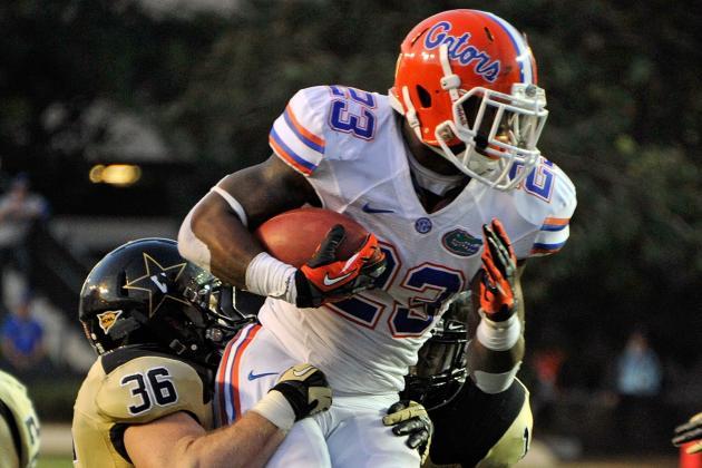 College Football Predictions Week 8: 3 Top-Ranked Teams on Upset Alert