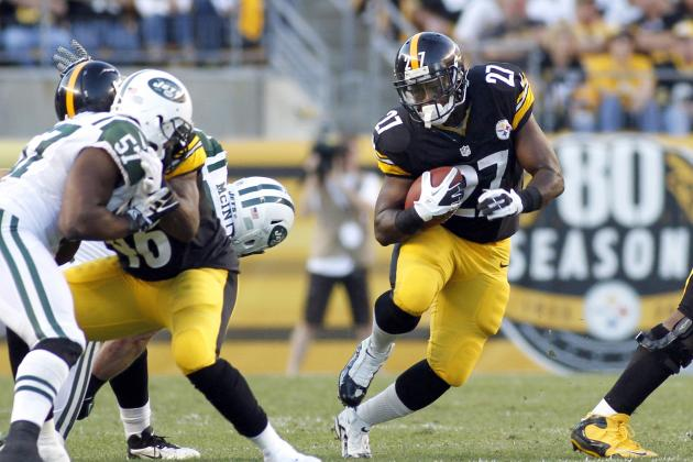NFL Week 7 Fantasy Football Help: Jonathan Dwyer Could Be Your Answer