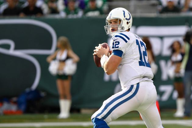 Andrew Luck: Colts QB's Fantasy Outlook for Week 7 Showdown with Browns