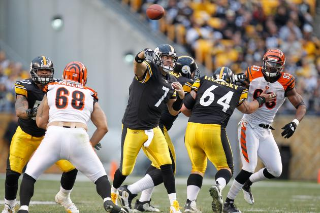 Steelers vs. Bengals: Drawing Up a Game Plan for Pittsburgh
