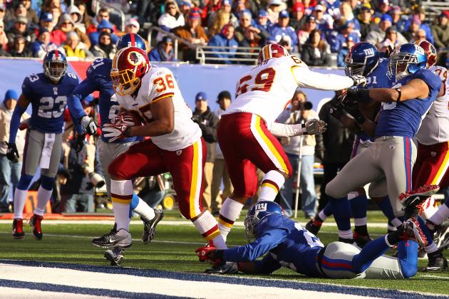 New York Giants: Do the Washington Redskins Really Have Their Number?