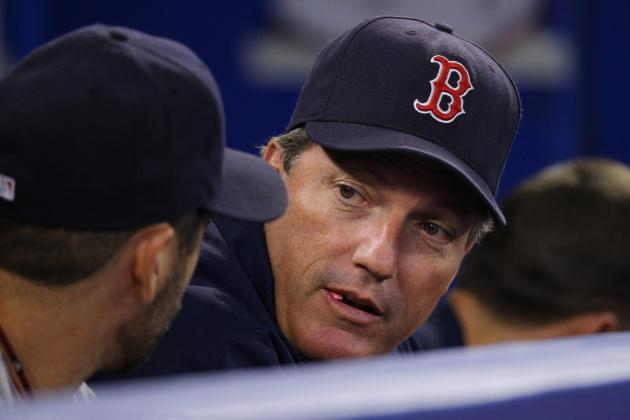 Hitting Coach Dave Magadan Leaves Red Sox for Rangers