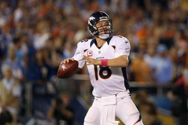 Denver Broncos: How Peyton Ranks Among Past Broncos' Quarterbacks