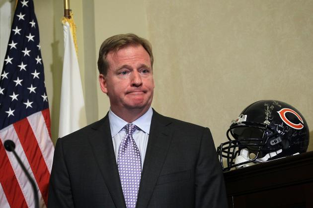 Roger Goodell Had Better Come Up with Some Answers Fast