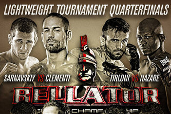 Bellator 77: Live Results and Play by Play