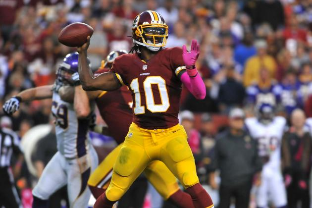 Redskins vs. Giants: Big Blue's Guide to Defending RG3