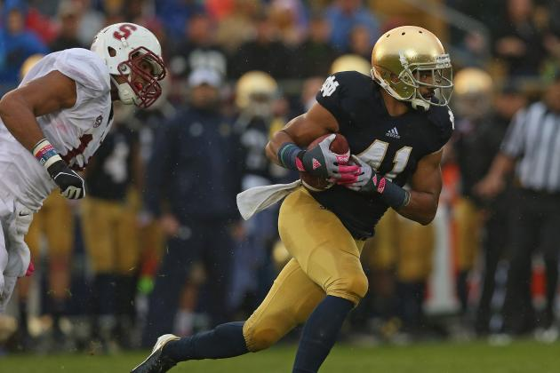 Notre Dame Football: Fighting Irish Can't Be Caught Looking Ahead