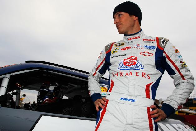 Hollywood Casino 400 2012: Start Time, Lineup, TV Schedule and More