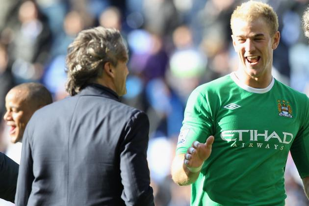 Joe Hart Should Be Cocky, Insists Manchester City's Roberto Mancini