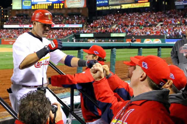 Giants vs. Cardinals: Who Will Carry St. Louis Back to World Series?