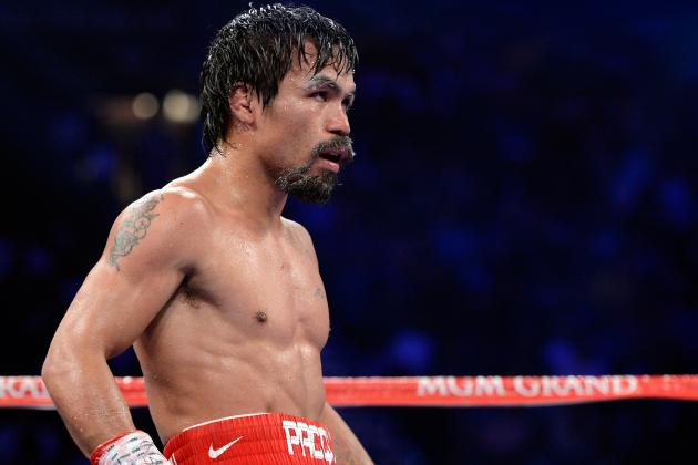 Manny Pacquiao: How Floyd Mayweather Has Impacted Pac-Man's Career