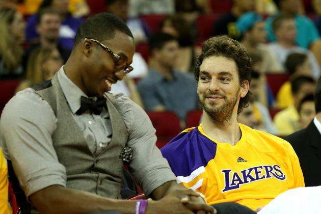 Dwight Howard's Lakers Debut Will Remind Fans Why LA Is 2012-13 Title Favorite