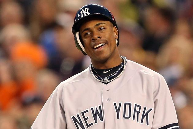 New York Yankees: Bombers Pick Up Curtis Granderson's $13M 2013 Option