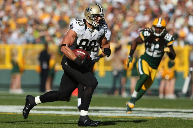 Jimmy Graham: Star TE Must Play for New Orleans Saints to Win
