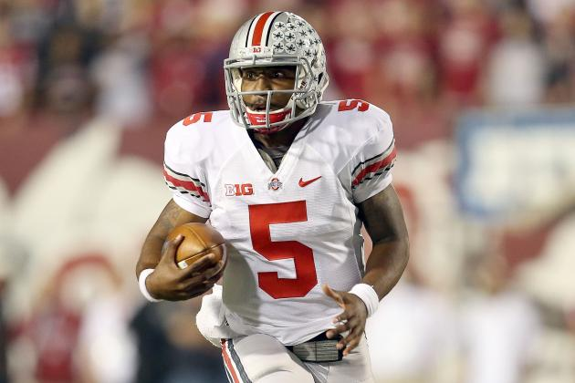 Ohio State Football: Braxton Miller Will Make Purdue Forget Denard Robinson